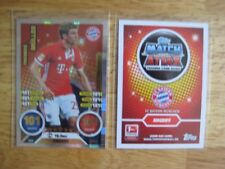 Match Attax  Bundesliga  2016/17 Karte 389 Club Einhundert Thomas Müller 101/101
