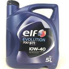 5 Liter elf EVOLUTION 700 STI 10W-40