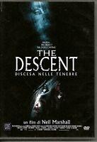 THE DESCENT - DISCESA NELLE TENEBRE (2005) DVD EX NOLEGGIO - EAGLE