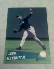 KEN GRIFFEY, JR. 2000 TOPPS STADIUM CLUB CARD # 100 A1006