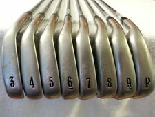 Used Callaway X-20 Tour Iron Set (3-PW) 8 Irons - Project X 6.0 Stiff - LH