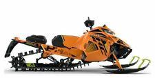 """2022 Arctic Cat® M 8000 Hardcore Alpha One 154""""/3.00"""" Manual Orange"""