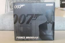 CORGI TOYS * JAMES BOND * PIERCE BROSNAN ERA SET * LIMITED 1500 * ULTRA RAR