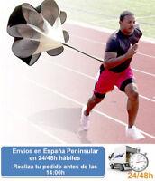 Paracaidas para entrenamiento resistencia ejercicio atletismo (Envio express)