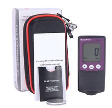 Digital Film Coating Thickness Gauge Paint Meter Tester Cm8801fn 0 50mil