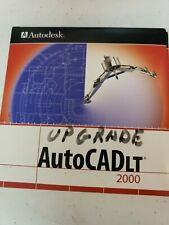 Autodesk AutoCAD LT 2000 Learning Assistance CD Key NO INSTALL CD