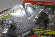 2 NEW PELICAN 2404 LAMP MODULE