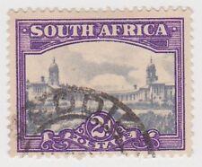 (RSA94)1926 SouthAfrica 2d blue &violet union build(B)