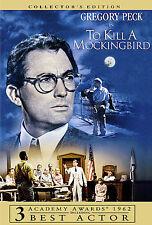 TO KILL A MOCKINGBIRD (DVD, 1998, Widescreen Collectors Edition)
