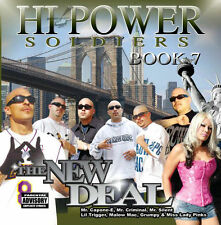 Book Seven 7: The New Deal [PA] cd Sealed Hi Power SOLDIERS MR CAPONE Lil TRIGGA