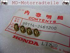 HONDA CB 750 four k0 k1 principal Buses Set (#120) Jet, Main 99114-246-1200