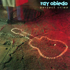 RAY OBIEDO - PERFECT CRIME 1989 CD {Very Good Condition}