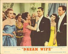 DREAM WIFE orig 1953 lobby card poster CARY GRANT/DEBORAH KERR/BETTA ST. JOHN