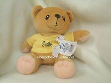Cherished Teddies Plush T-Shirt Teddie Smile 1999