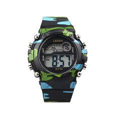 New Mens Boys Watches Digital LED Analog Quartz Alarm Date Sports Watch