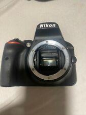 Nikon D3400 24.2 MP Digital SLR Camera - Black (Kit with AF-P DX 18-55 mm and...