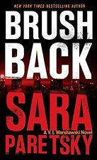 Brush Back (A V. I. Warshawski Novel)