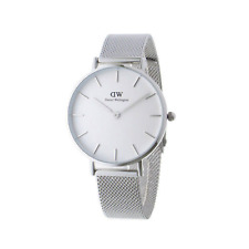 NEW DANIEL WELLINGTON DW00100164 PETITE STERLING WATCH 32MM - 2 YEAR WARRANTY