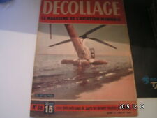 *** Revue Decollage n°68 L'Arsenal C.128 / D.O.O Scolaire / Le Blackburn Skua