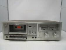 Sanyo Stereo Cassette Deck Player Model RD5025
