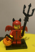 LEGO MINIFIGURE SERIES 16 - LITTLE DEVIL - HALLOWEEN 71013