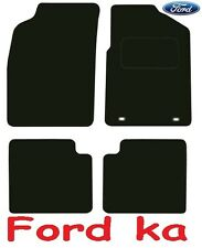 Ford KA Tailored Deluxe Quality Car Mats 2013 Onwards
