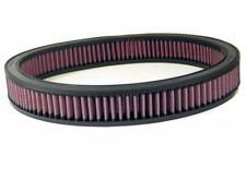 "E-3710 K&N Custom Air Filter 13-1/2""OD,11-3/4""ID,2""H (KN Round Replacement Filte"