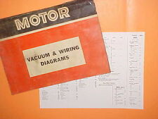 1967 1968 1969 1970 1971 FORD GALAXIE 500 XL LTD CUSTOM VACUUM+WIRING DIAGRAMS