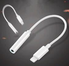 1* For iPhone7/7Plus 3.5mm Kopfhörer Audio Adapter Kabel Konverter Earphone Neu
