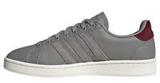 adidas Core Herren Freizeit- und Fitness-Schuhe Grand Court grau
