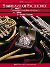 """Kjos """"Standard Of Excellence"""" Bassoon Music Book 1 Brand New Band On Sale!"""