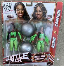 Mattel WWE Naomi & Cameron Battle Pack