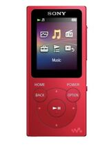 Sony Walkman NW-E394B 8 GB MP3 Player mit FM Radio-Schwarz. Frei UK Porto.