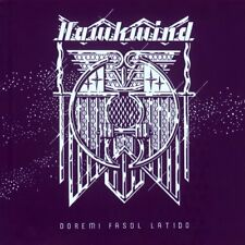 HAWKWIND DOREMI FASOL LATIDO 4 Extra Tracks REMASTERED CD NEW unsealed
