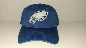 Philadelphia Eagles Hat New Era 39Thirty NFL Football 3930 Flex-Fit Cap S/M New