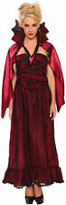VAMPIRE COUNTESS ADULT HALLOWEEN COSTUME WOMEN'S SIZE LARGE 14-16