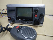 Garmin VHF 100i radio marine receiver (Only 100i radio and MIC ,No other parts)