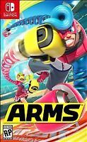 ARMS - Nintendo Switch Brand New Sealed