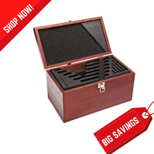 Micrometer Accessories Case For 0 6in And 0 150mm Micrometer Set