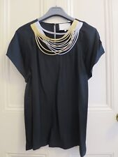Phillip Lim (Authentic) Top Size 4 100% Silk Preloved, excellent condition