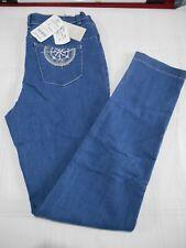 Lotto Stock 18 pezzi Jeans Donna DISMERO  ,Made in Italy.  Nuovo con Etichetta