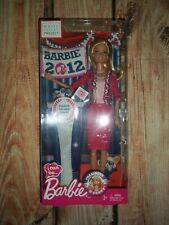VINTAGE 2011 MATTEL THE WHITE HOUSE PROJECT I CAN BE... BARBIE NEW IN BOX
