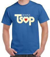 TSOP The Sound Of Philadelphia Men's T-Shirt - Soul Disco International Records
