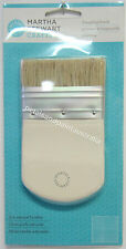 Martha Stewart Crafts Dragging Brush Create Stripped Texture Woven Pattern 32230