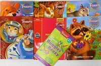 Grade 1 Macmillan McGraw Hill Treasures Reading Curriculum 1st Homeschool Bundle