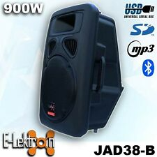 Digital Sound System USB/SD & Bluetooth Active Loud 15 inch 900W Powered Speaker