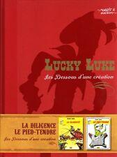 Tirage BD Lucky Luke La Diligence - Le Pied Tendre Morris Western NEUF
