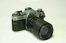 Canon ae1 + 35-105