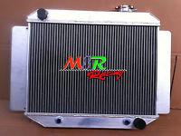 alloy aluminum radiator for Holden Kingwood HG HT HK HQ HJ HX V8 AT