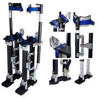 "NEW Drywall Stilts Painters Walking Taping Finishing Tools Adjustable 24"" - 40"""